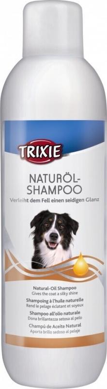 Shampoing à l'huile naturelle