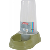 Dispensador mixto antideslizante 0,65 L, verde