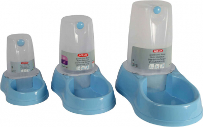 Wasserspender mit Anti-Rutsch in blau