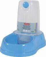 Distributeur d'eau antidérapant bleu