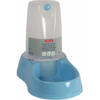 Dispensador de agua antideslizante azul   (2)