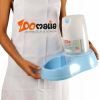 Dispensador de agua antideslizante azul   (6)