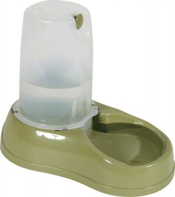 Dispensador de agua antideslizante verde