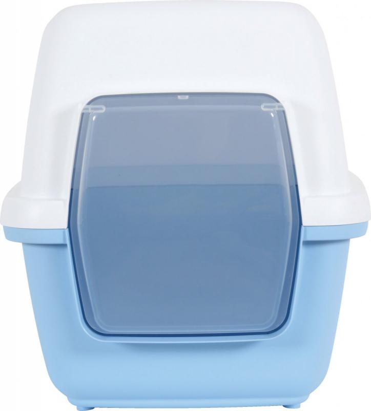 Maison toilette Cathy confort bleu