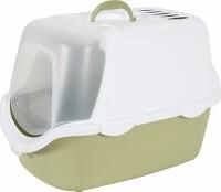 Maison de toilette Cathy nettoyage facile verte