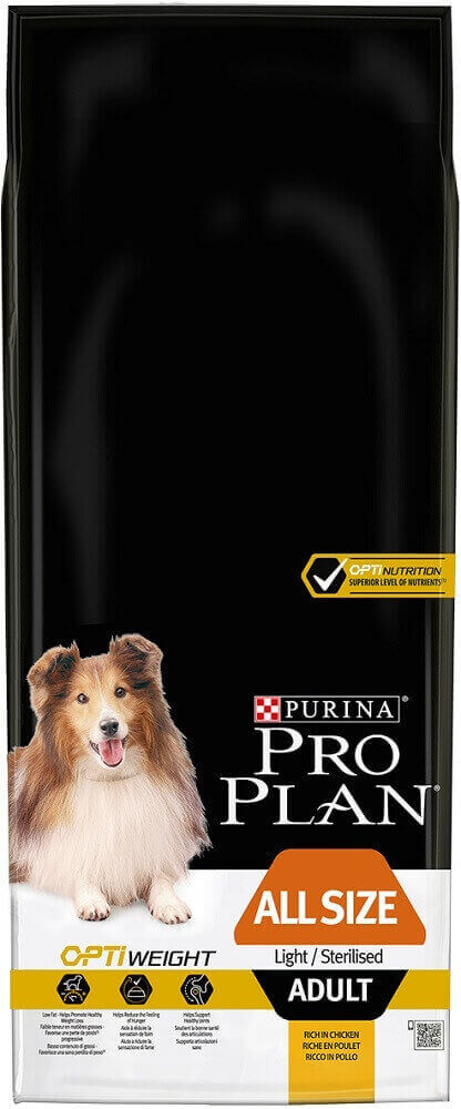 Purina Pro Plan All Sizes Light/Sterilised with Optiweight_4