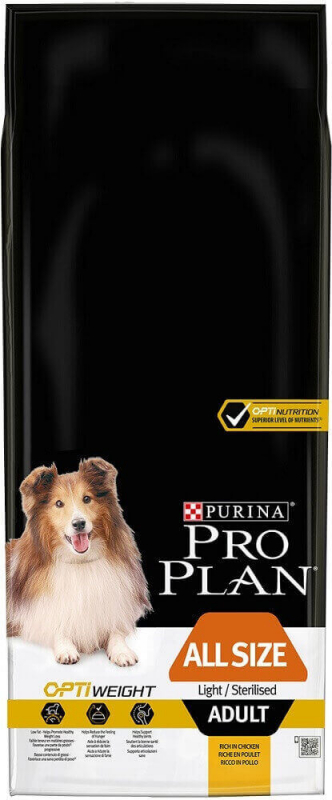 PRO PLAN Chien All Sizes Adult Light / Sterilised