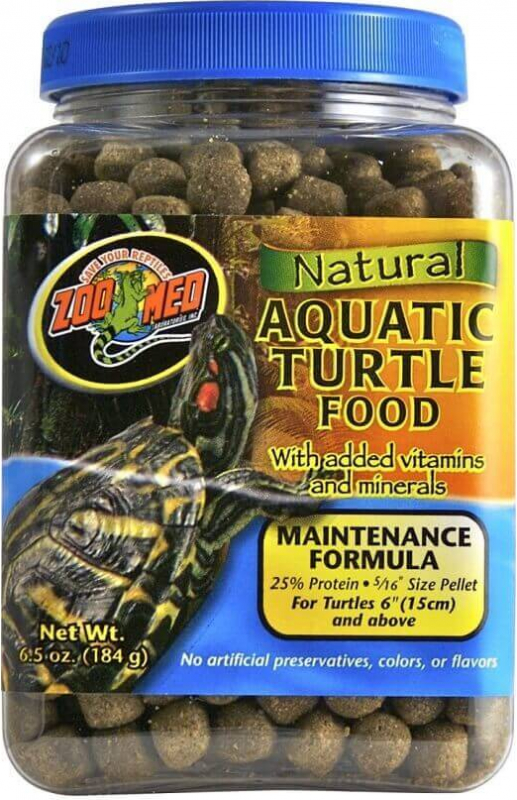 Aliment tortues d'eau Maintenance
