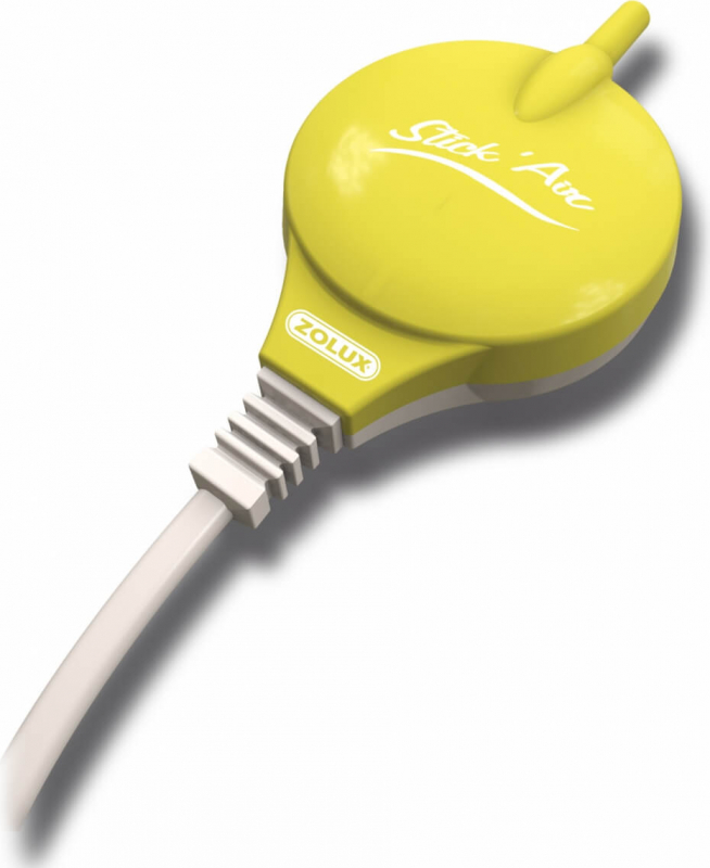 Aérateur Nanolife stick'air vert