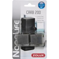 Cartouche charbon pour filtre NanoLife Flow 200 (x2)