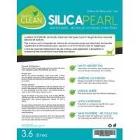 Litière Silice pour chat SILICA PEARL - 3.8L / 1,6 kg (2)