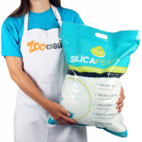 SilicaPearl Silicone litter