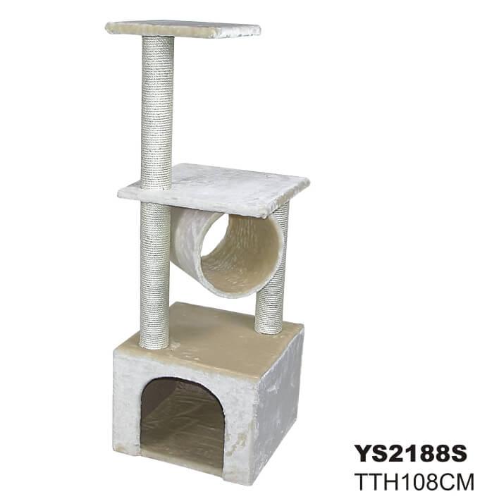 Árbol para gato ELY 110 cm  _0
