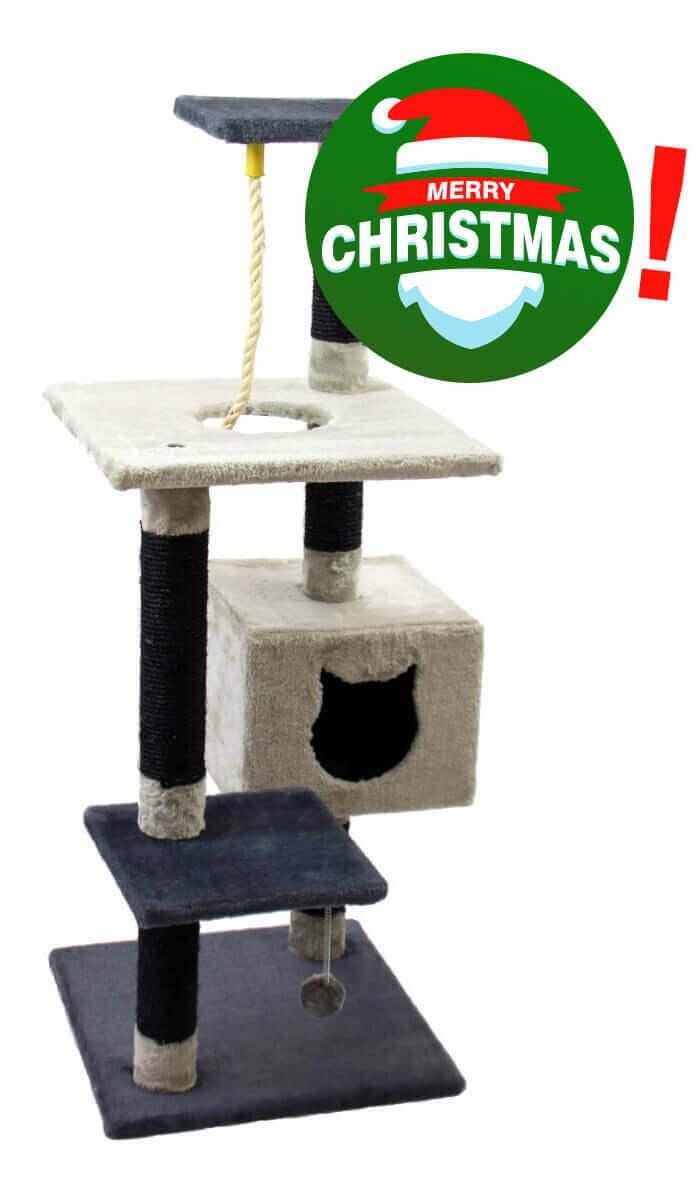 Rbol para gato dune 119 cm zolia rbol para gato - Arbol gato ikea ...