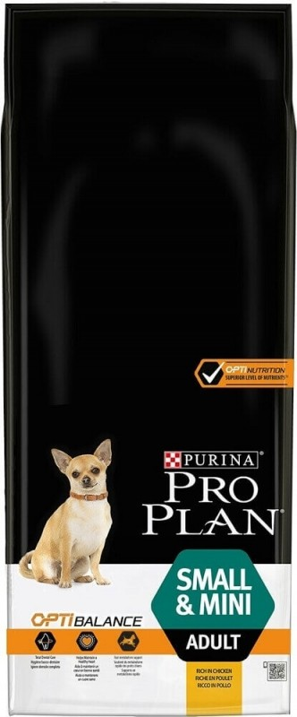 PRO PLAN Small & Mini Adult au poulet