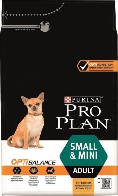 Purina Pro Plan Small and Mini Adult with OptiHealth