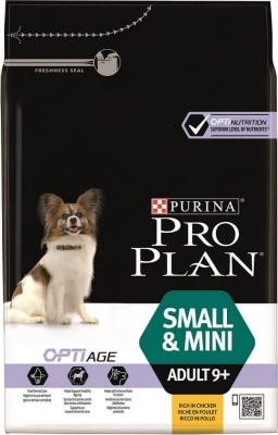 Pro Plan Small & Mini Adult 9+ OPTIAGE