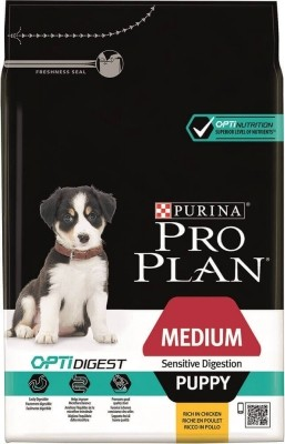 Purina Pro Plan Medium Puppy Sensitive Digestion with OptiDigest