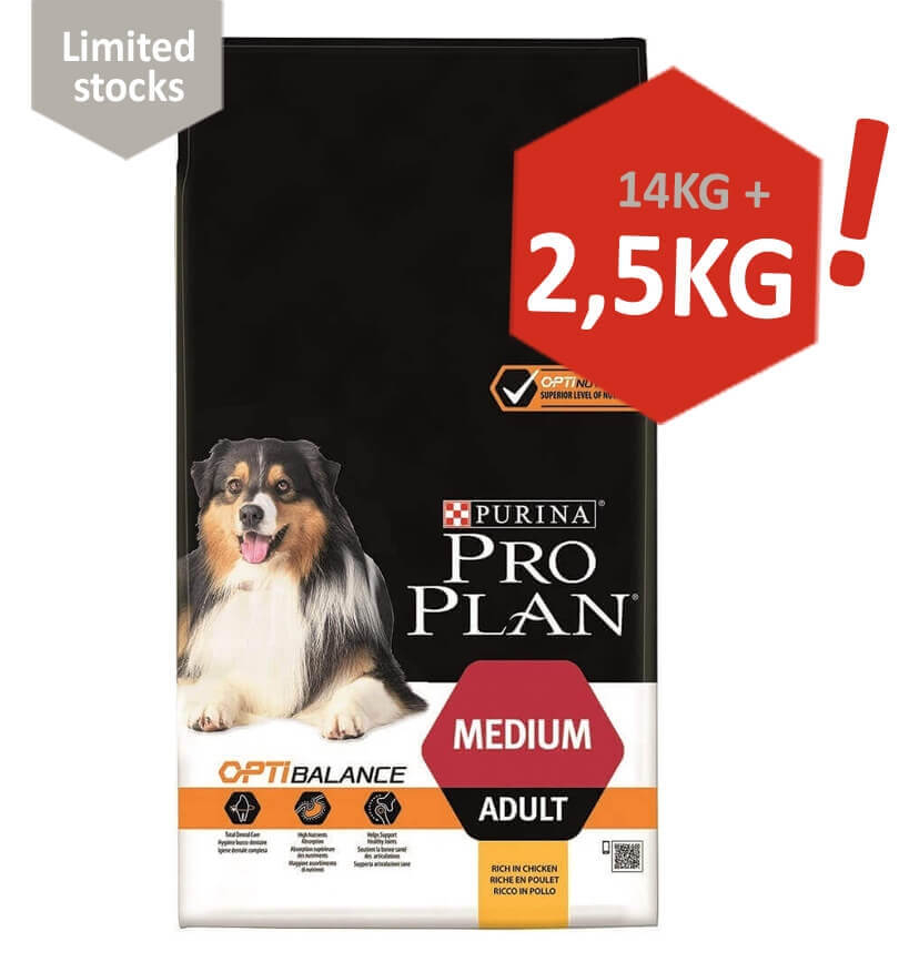 Purina Pro Plan Medium Adult Optihealth_0