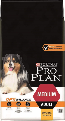 PRO PLAN Medium Adult au poulet