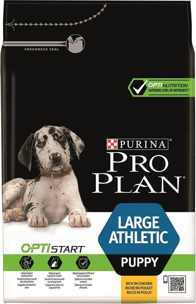 Purina Pro Plan Large Puppy Athletic with Optistart - Dry