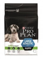 Pro Plan Large Puppy Athletic OPTISTART poulet