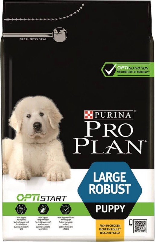 Purina Pro Plan Large Robust Puppy with Optistart