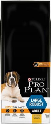Pro Plan Large Adult Robust Optibalance pour chien