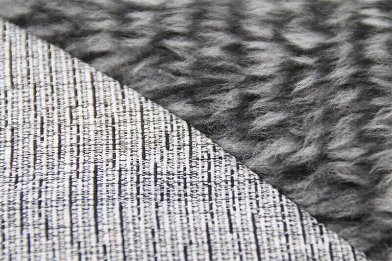 Coussin ZOLIA Cady gris de 60 à 90cm pour chien et chat_1