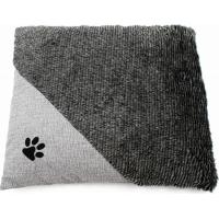 Coussin ZOLIA Cady gris de 60 à 90cm pour chien et chat (2)