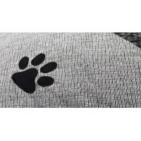 Coussin ZOLIA Cady gris de 60 à 90cm pour chien et chat (5)
