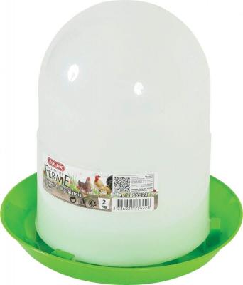 Comedero silo de plástico