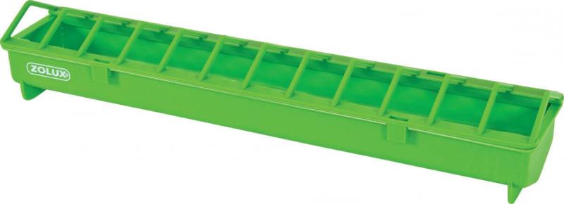 Mangeoire plastique avec grille