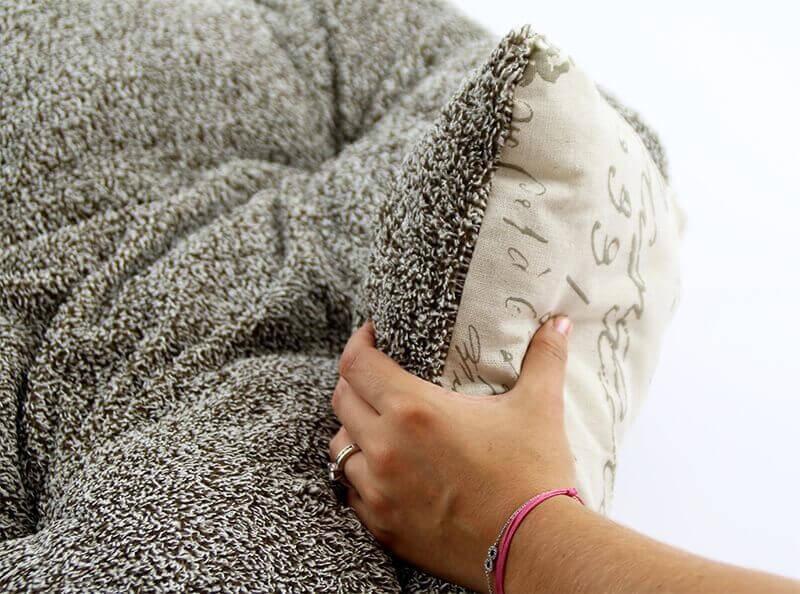 Teppich Jena von 60 bis 90cm  Kissen und Teppiche