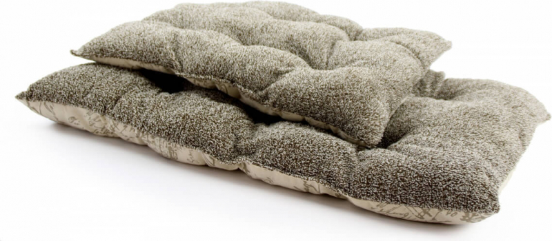 coussin zolia jena tout doux en peluche 91cm. Black Bedroom Furniture Sets. Home Design Ideas