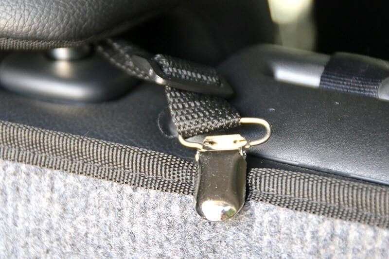 Housse de protection pour voiture ZOLIA Dano