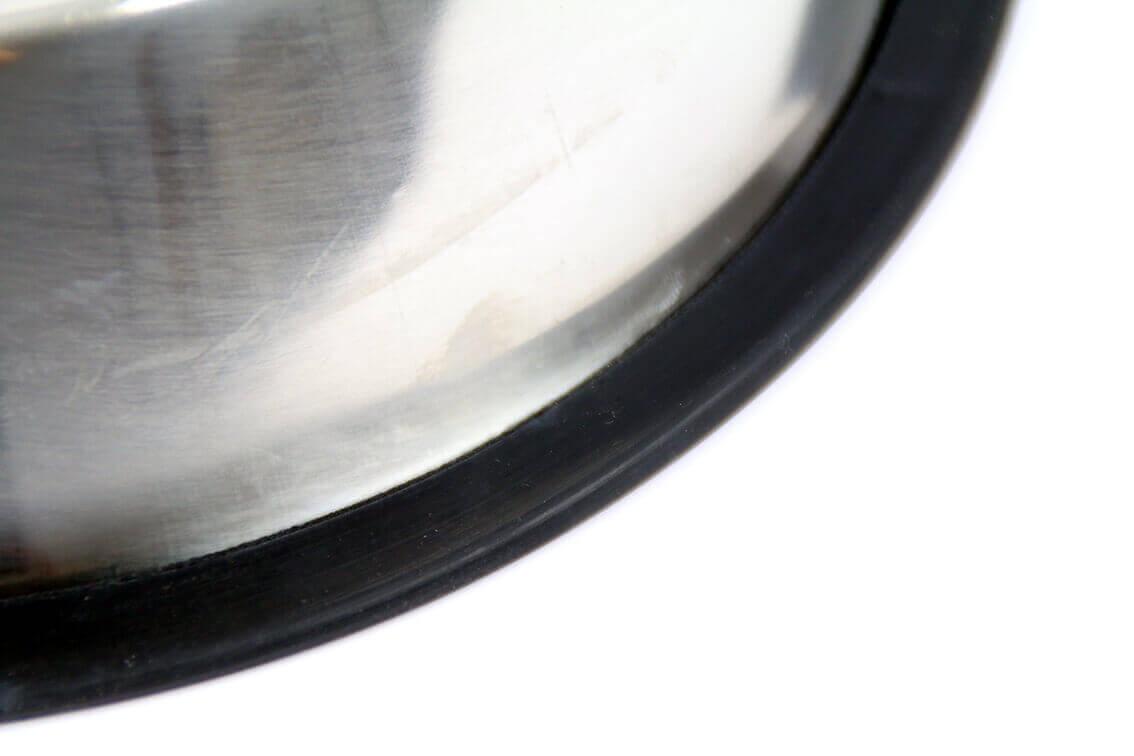 Gamelle anti-dérapante en inox ZOLIA STOAN_1