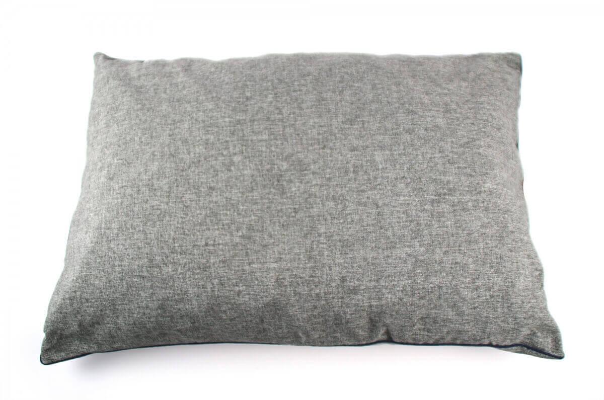 Coussin oreiller design grandes tailles gris coussin et tapis chien Tapis gris grande taille