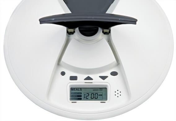 Dispensador automático de comida TX6_2
