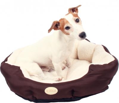 Cesta redonda Benzo 61 cm para gatos y perros