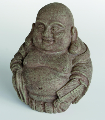 Déco zen laughing buddha XL