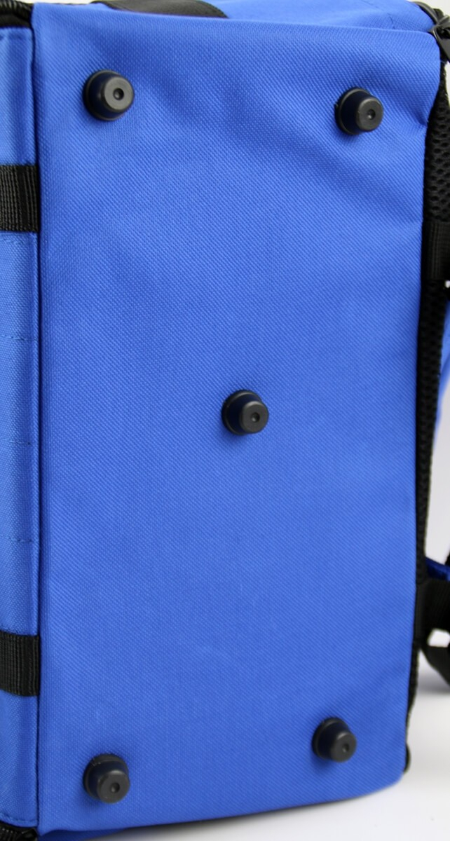 Sac de transport ZOLIA CALIO 2en1 bleu et noir_5