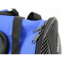 Sac de transport ZOLIA CALIO 2en1 bleu et noir (4)