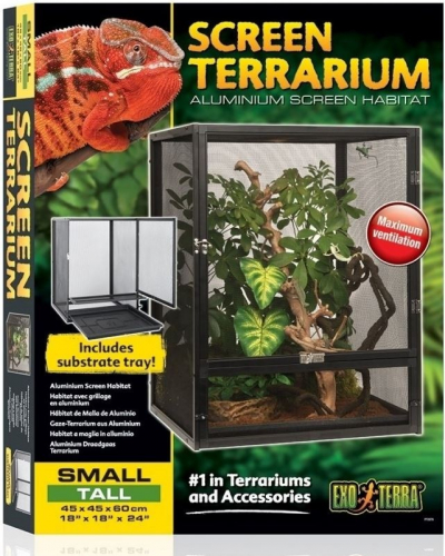 Screen Terrarium 45x45x60cm