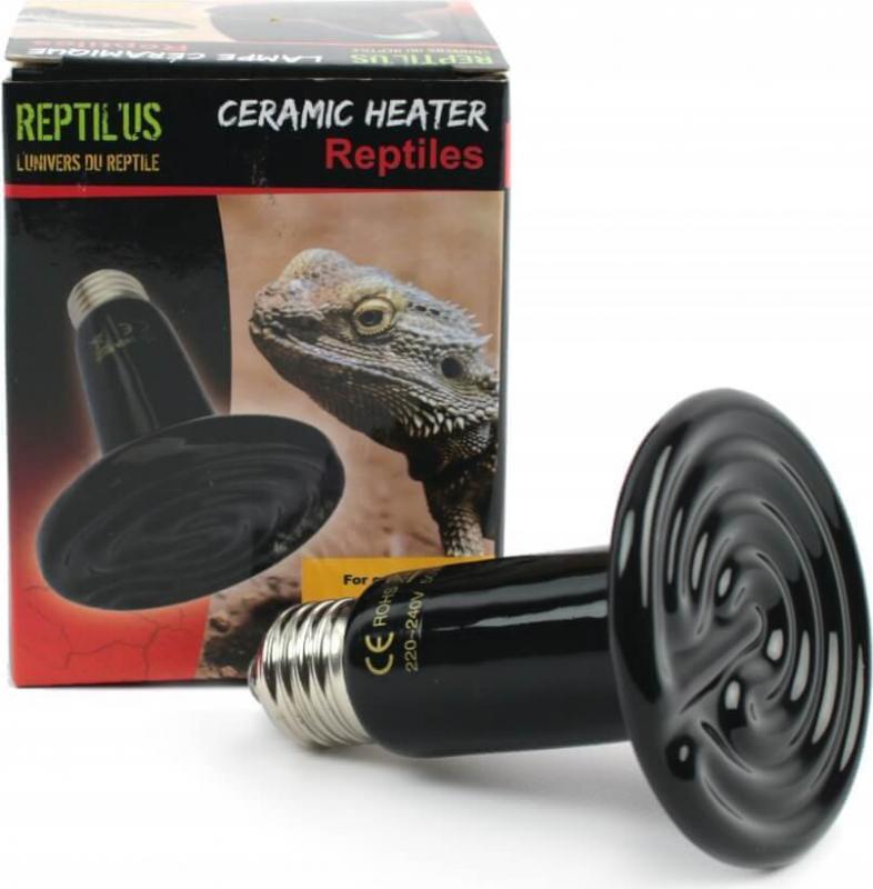 Ampoule chauffante en céramique Reptilus