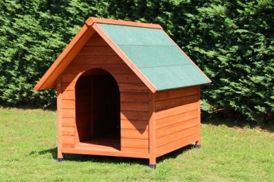 Caseta Cleo   de exterior para gatos y perros