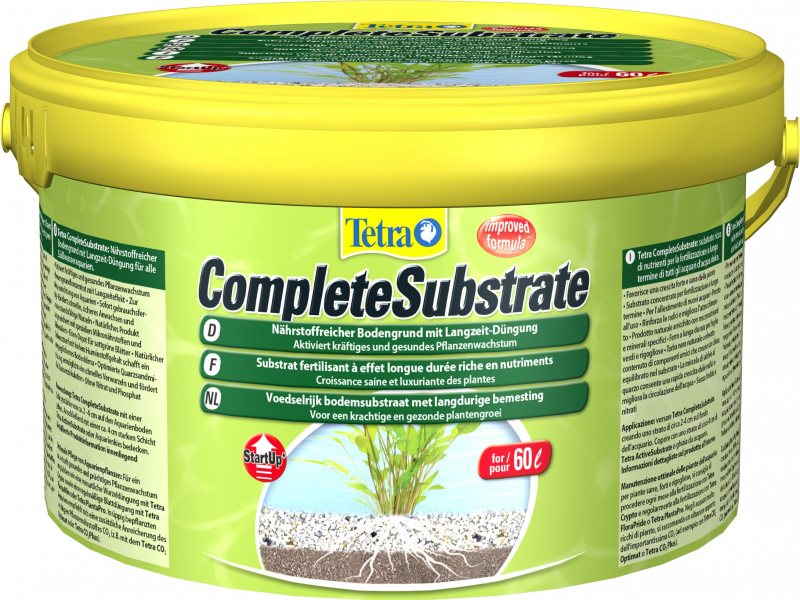 Tetra Complete Substrate