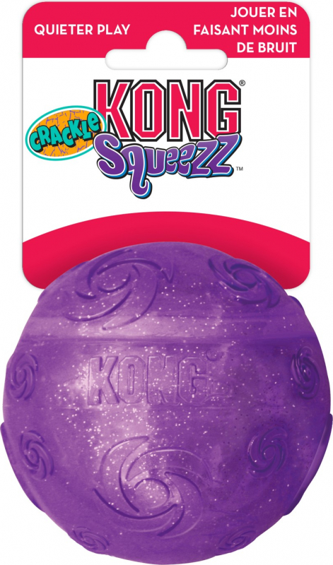 Balle Kong Squeezz Crackle