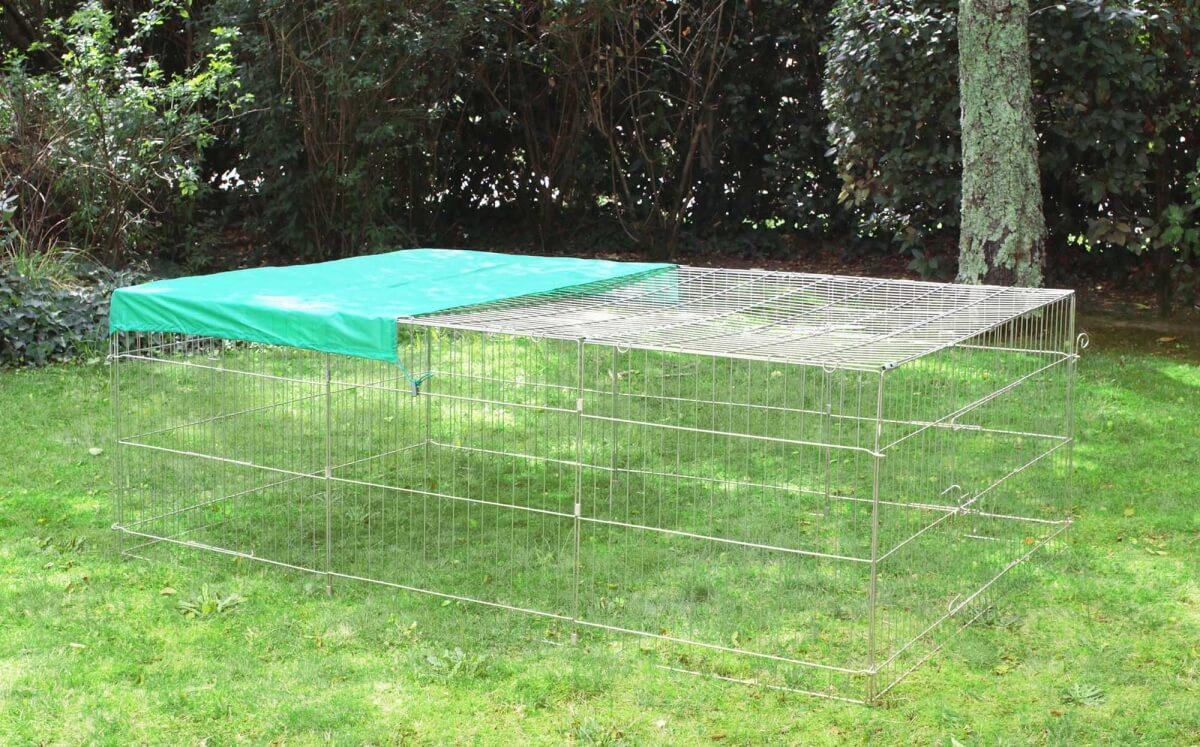 enclos lapins extérieur - Ecosia