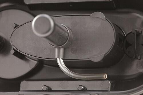 Filtre externe EDEN chauffant 511 / 521 et 522